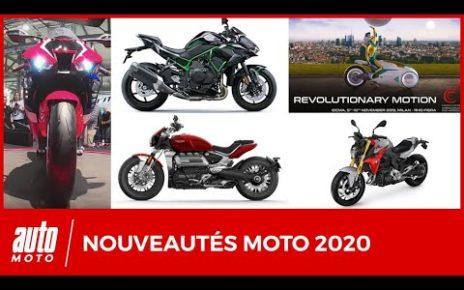 Salon de Milan EICMA 2019 : Les nouveautés moto de 2020 en POV