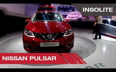 360° Nissan Pulsar - Mondial Auto de Paris 2014