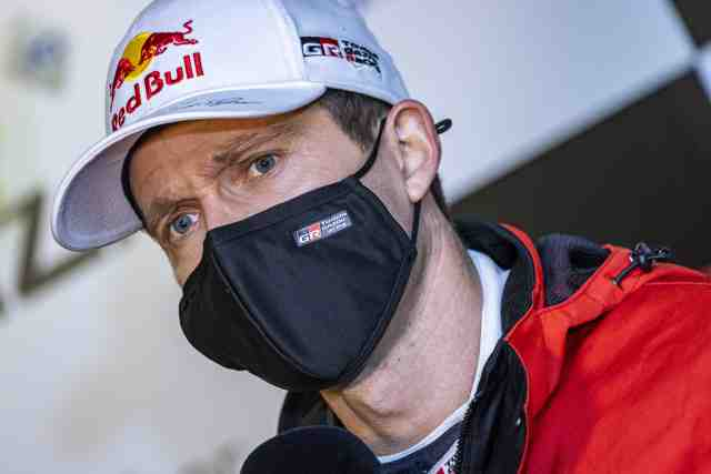 Sébastien Ogier, leader du Monte-Carlo après l'ES10: «Il y a eu quelques moments chauds»