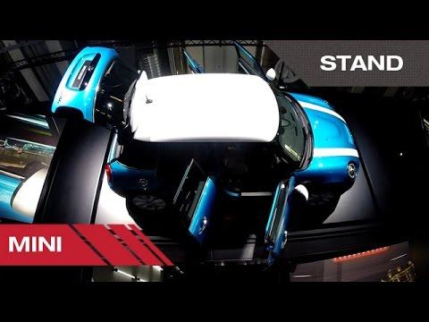 Stand Mini - Mondial Auto de Paris 2014