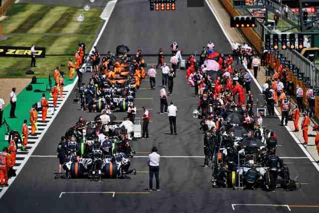 Les GP de F1 avancés à 14heures en Europe? Les promoteurs disent non pour cette saison