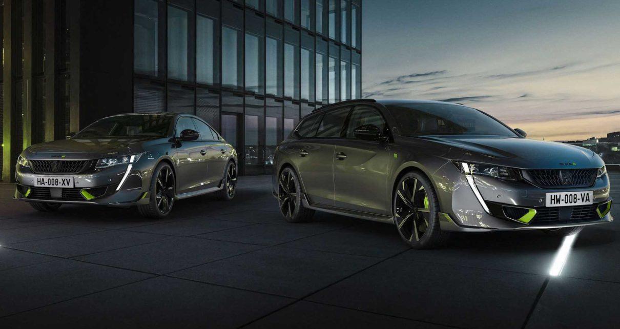 Bientôt une gamme sportive complète chez Peugeot ?