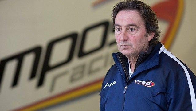 Décès d'Adrian Campos, ancien pilote de F1