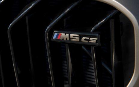 La nouvelle BMW M5 CS 2021 présentée ce mercredi