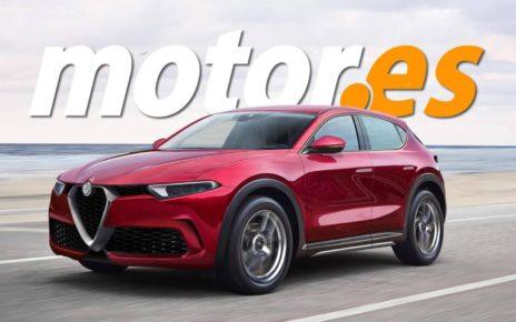 Le petit SUV Alfa Romeo Brennero produit en Pologne en 2022 ?