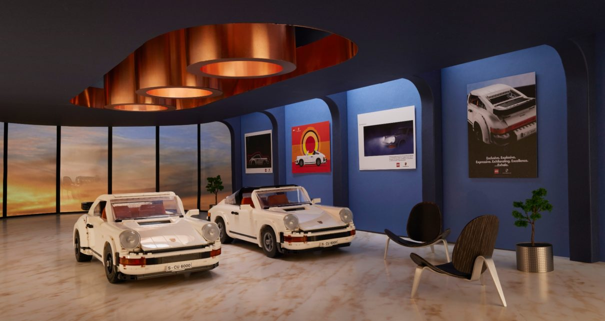 Porsche 911 Turbo / Targa : découvrez leur version... miniature