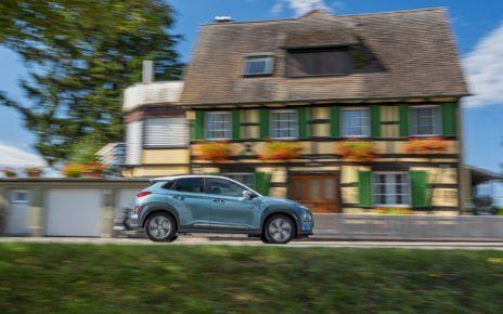 Road-trip : 2 070 km au volant du Hyundai Kona Electric