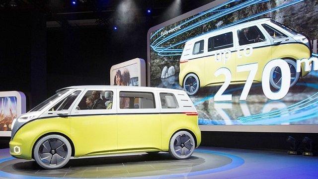 Volkswagen reporte la sortie de l'ID Buzz aux USA en 2023