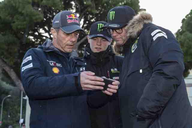 Oliver Solberg promu en WRC à l'Arctic Rally