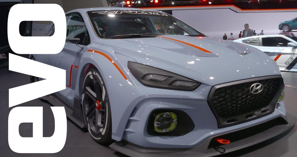 Hyundai RN30 preview | evo MOTOR SHOWS