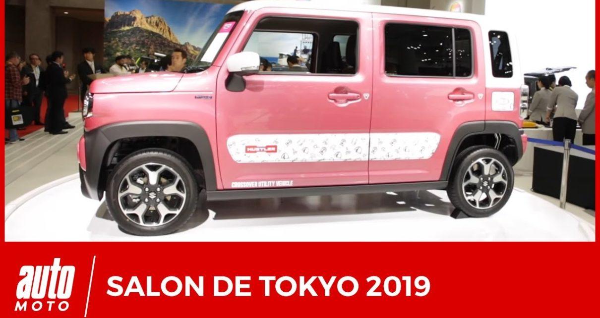 Salon Tokyo 2019 : les Kei Car