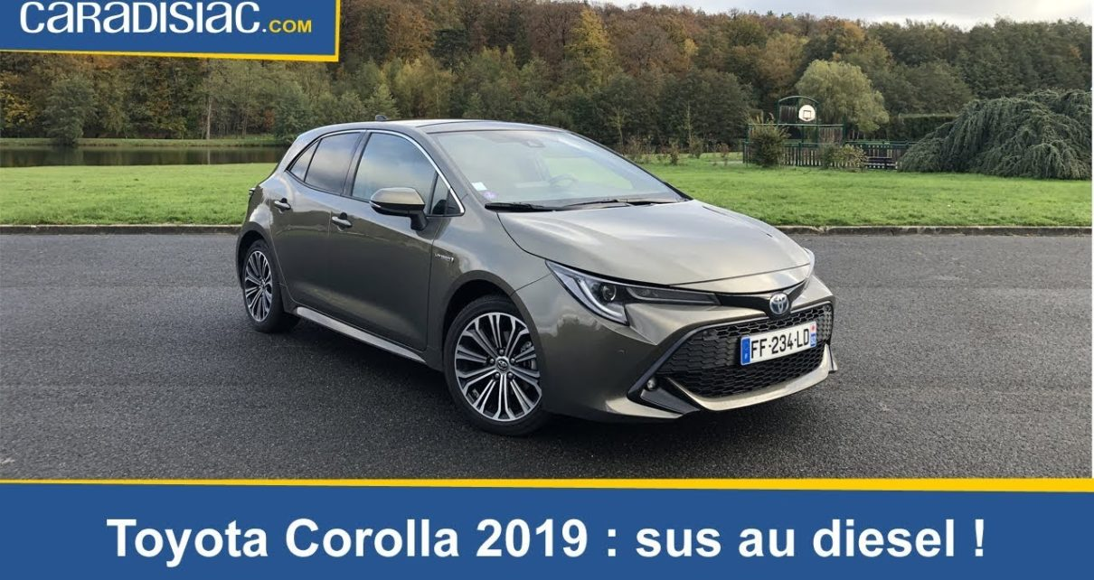 Essai Toyota Corolla 2019 : foule hybride