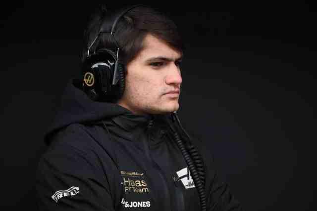 Pietro Fittipaldi reste pilote d'essais chez Haas