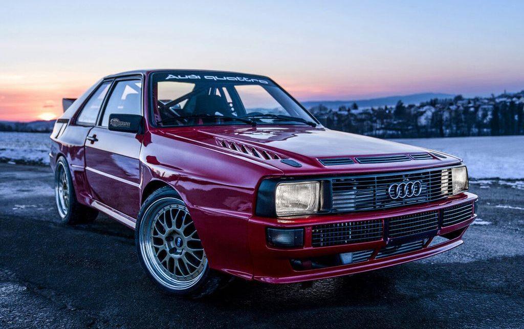 Audi Sport Quattro : un restomod la pousse à plus de 1.000 ch ! (vidéo)