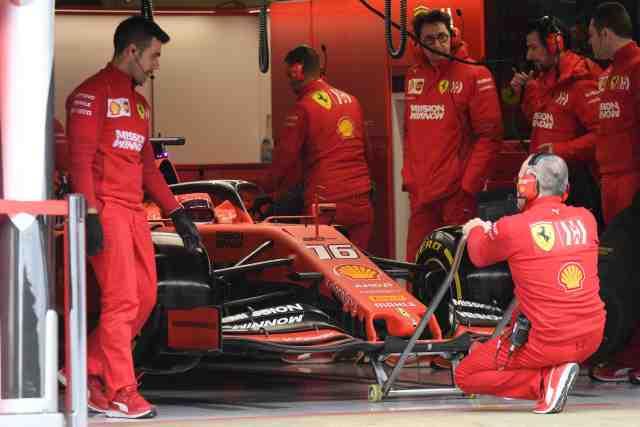 Nouvel organigramme de direction chez Ferrari