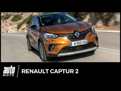 Essai nouveau Renault Captur : intouchable ?