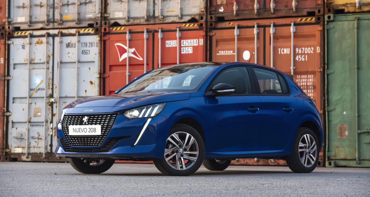 208, 2008, 3008… les Peugeot les plus vendues en France en 2021