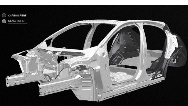JLR: projet Tucana pour alléger le chassis des VE