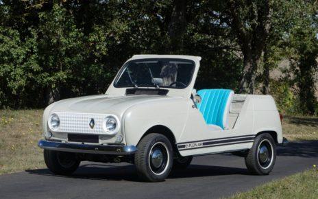 La nouvelle Renault 4L électrique dès 2025 ?
