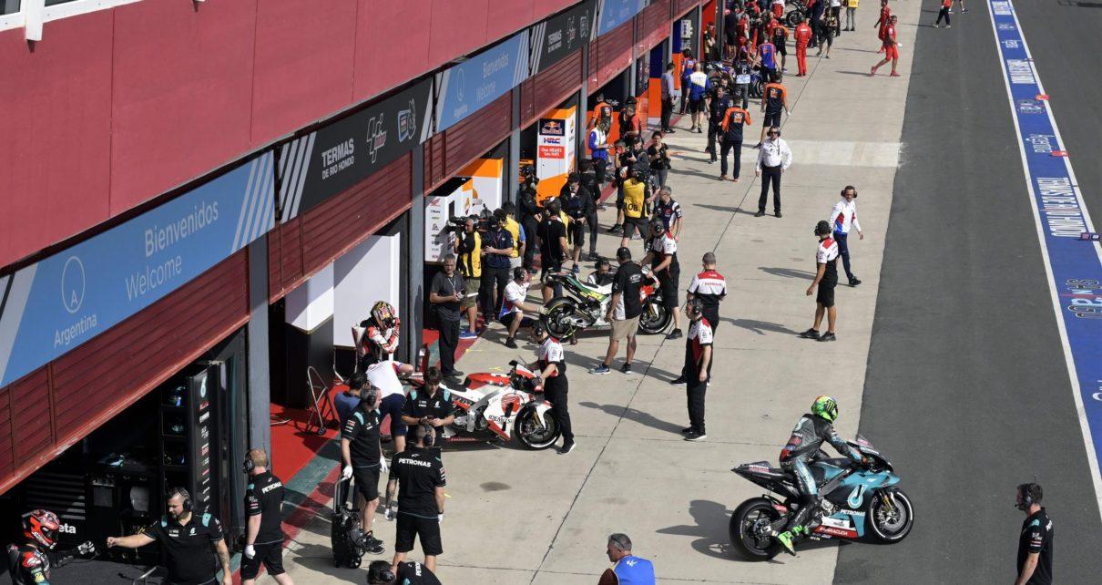 MotoGP - Argentine : Les stands du circuit de Termas de Río Hondo ravagés par un incendie