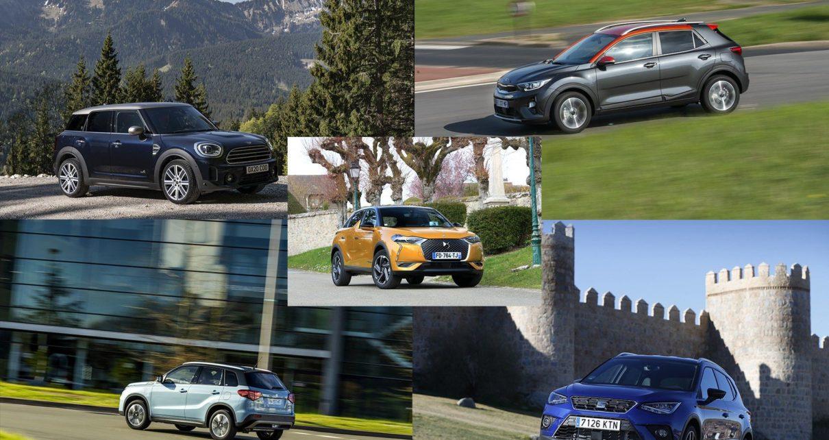 Top 5 des SUV & 4x4 urbains les plus fiables