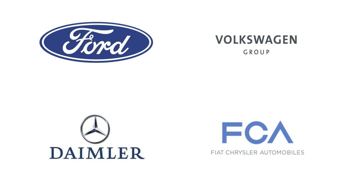 Volkswagen, Ford, Fiat, Mercedes et Volvo à l'amande sur les objectifs CO2