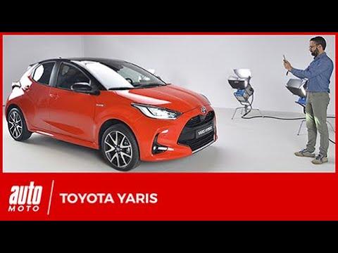 Toyota Yaris (2020) : la reine des citadines hybrides de retour