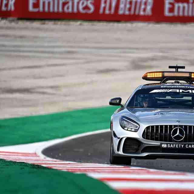 Mercedes-AMG et Aston Martin se partageront la safety car