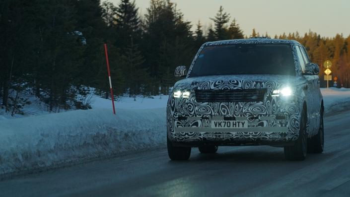 Futur Range Rover (2021) : ce que l'on sait