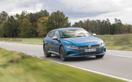 Essai Volkswagen Arteon Shooting Brake : que vaut le diesel d'entrée de gamme ?