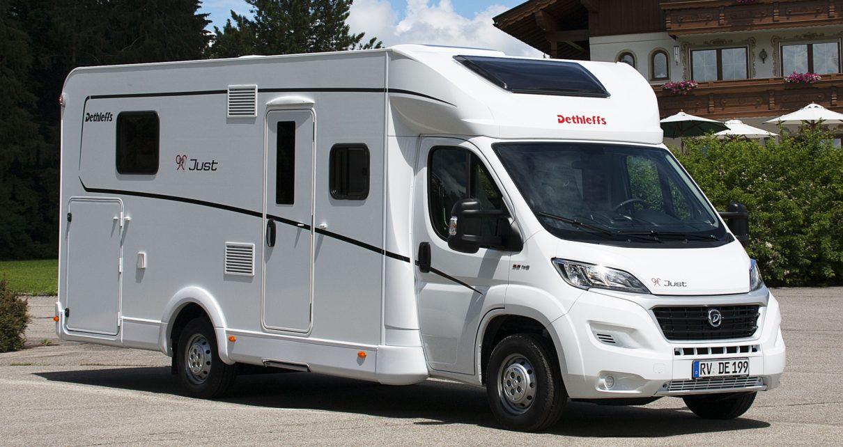 Votre camping-car 100% remboursé chez Dethleffs : ça s'tente !