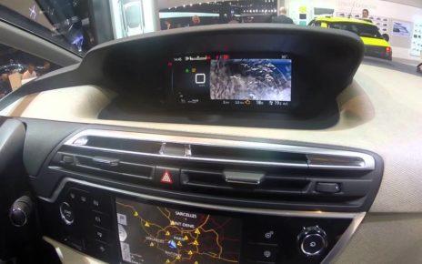 360° Citroën C4 Picasso - Mondial Auto de Paris 2014