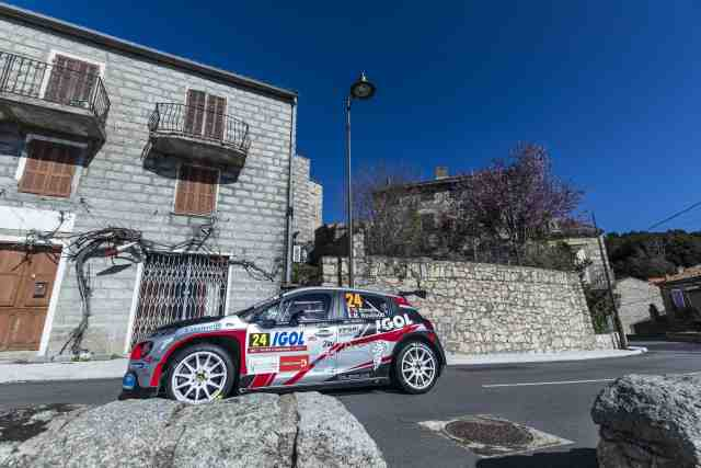 Le Rallye d'Antibes, manche du Championnat de France, est reporté