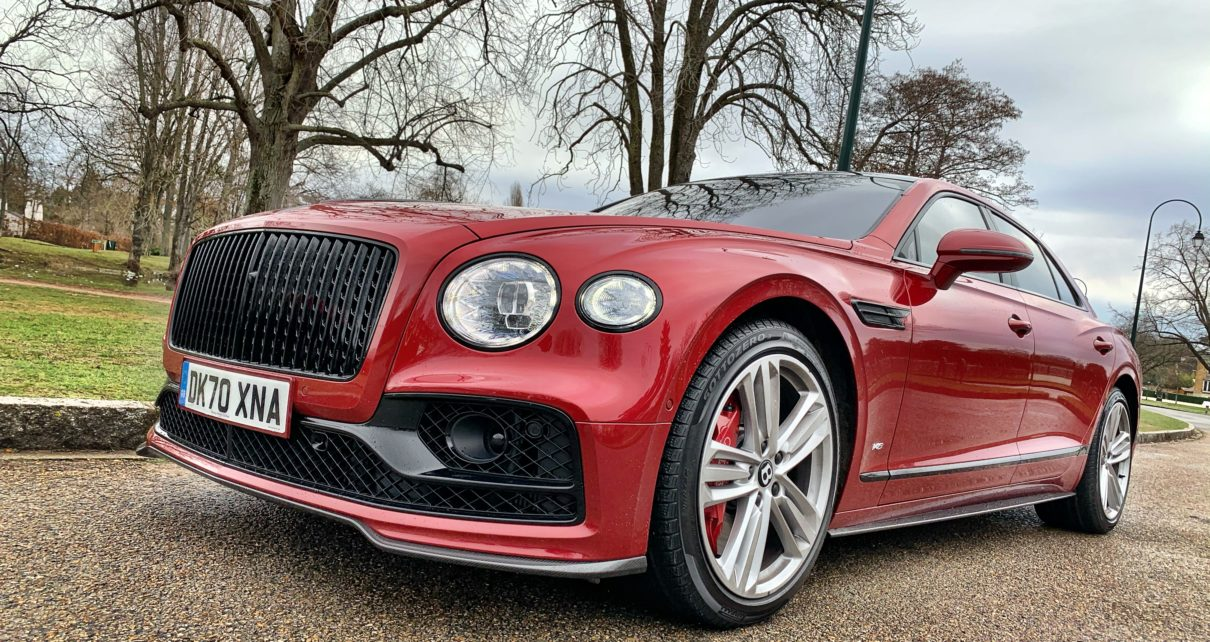 Essai Bentley Flying Spur V8 : diabolique