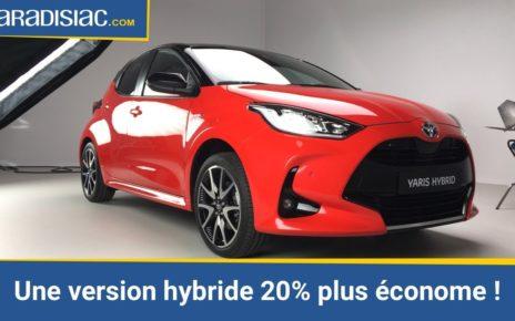 Présentation - Toyota Yaris 4 (2020) : pour garder une longueur d'avance