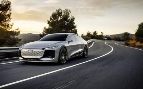 Audi A6 e-Tron : la prochaine A6 100% électrique en approche