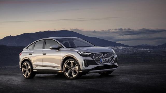 Audi dégaine les Q4 E-tron et Q4 E-Tron Sportback