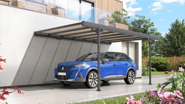 Carport bois ou carport aluminium ?