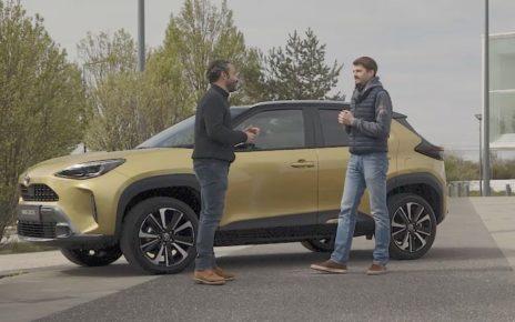 Pourquoi le nouveau Toyota Yaris Cross peut réussir