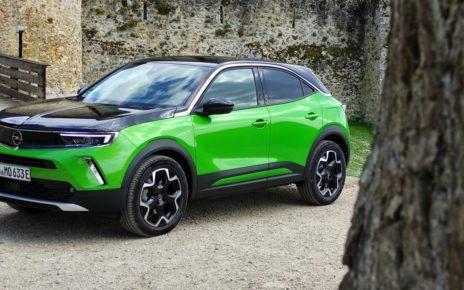 la vision allemande du SUV compact électrique