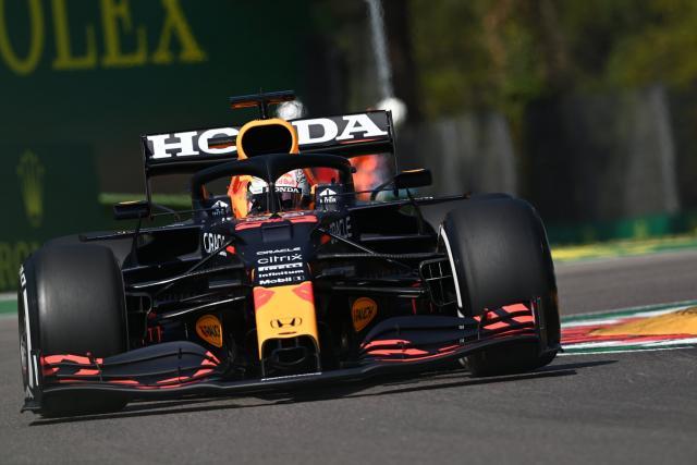 Max Verstappen meilleur temps des essais libres3 au Portugal