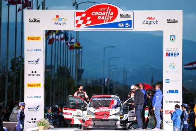 Ogier, Loeb, Gronhölm... Le top 5 des rallyes du WRC avec les plus faibles écarts à l'arrivée