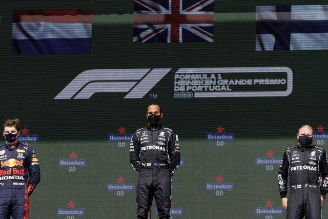 Le carnet de notes du Grand Prix du Portugal