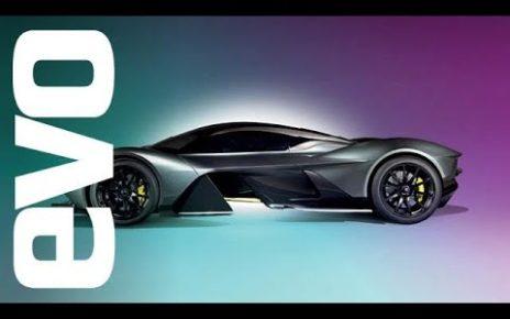 Aston Martin Red Bull 001 - British hypercar meets F1 genius | evo UNWRAPPED