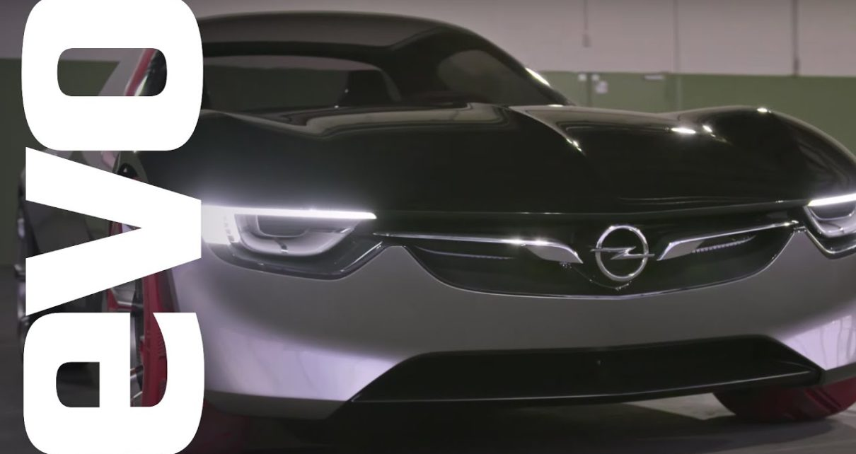 Vauxhall GT Concept - the next-gen affordable sports car?   evo UNWRAPPED