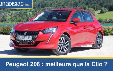 Essai Nouvelle Peugeot 208 (2019) : le bon numéro ?