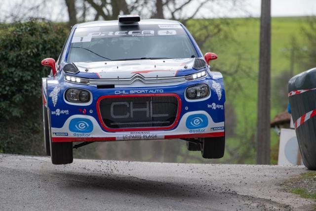 Avec le Rallye du Touquet, le Championnat de France est enfin de retour