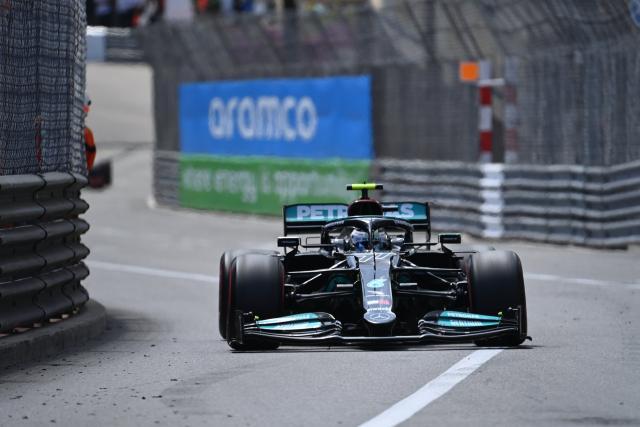 Valtteri Bottas (Mercedes) : « C'est une grosse erreur de notre part »