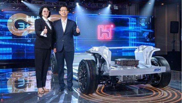 Fisker / Foxconn : véhicules électriques produits aux US