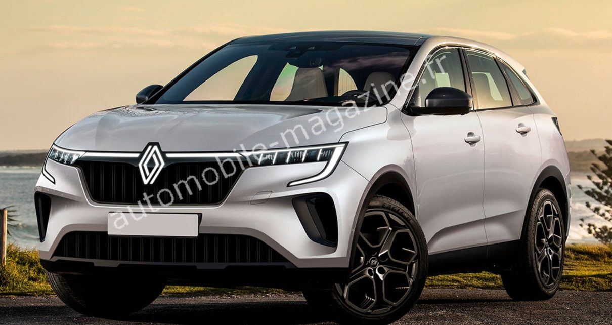 Futurs Renault Kadjar et Kadjar Coupé : une famille de SUV compacts en 2022
